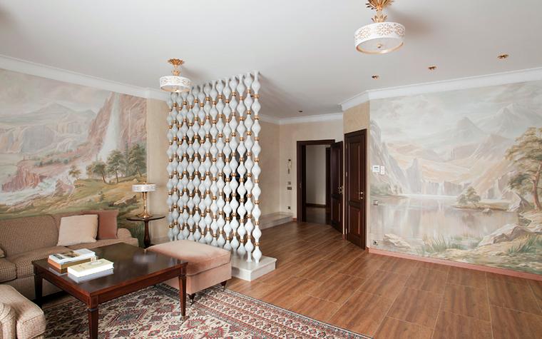Квартира. гостиная из проекта , фото №32239