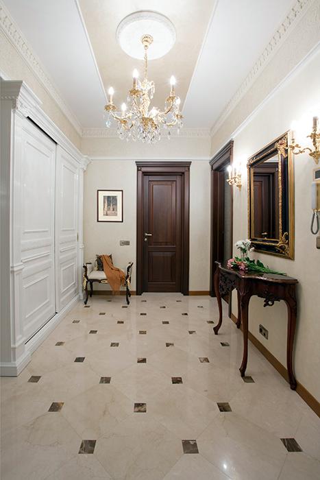 Квартира. холл из проекта , фото №32229