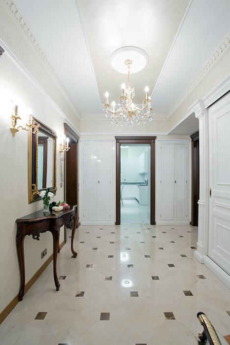 Квартира. холл из проекта , фото №32230