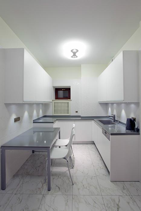 Квартира. кухня из проекта , фото №32231