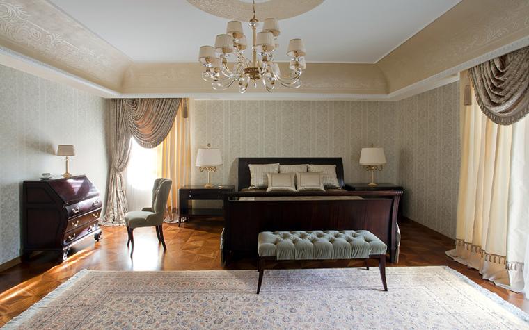 Фото № 32227 спальня  Квартира
