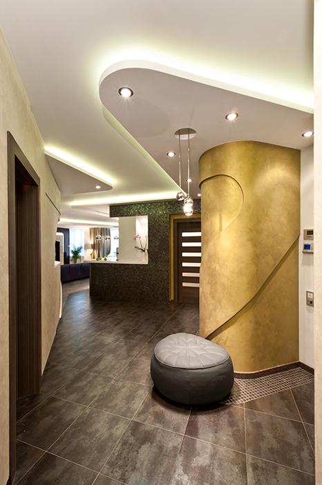 Квартира. холл из проекта , фото №32360