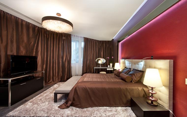 Фото № 32339 спальня  Квартира