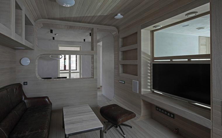 Дизайн ниши стены в интерьере