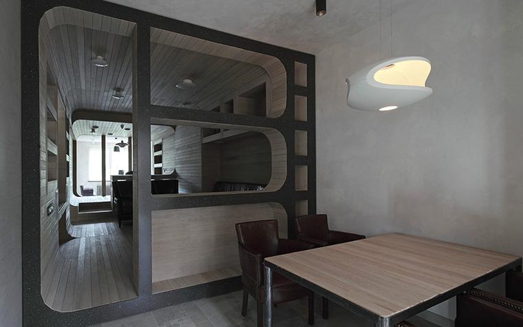 интерьер столовой - фото № 32800