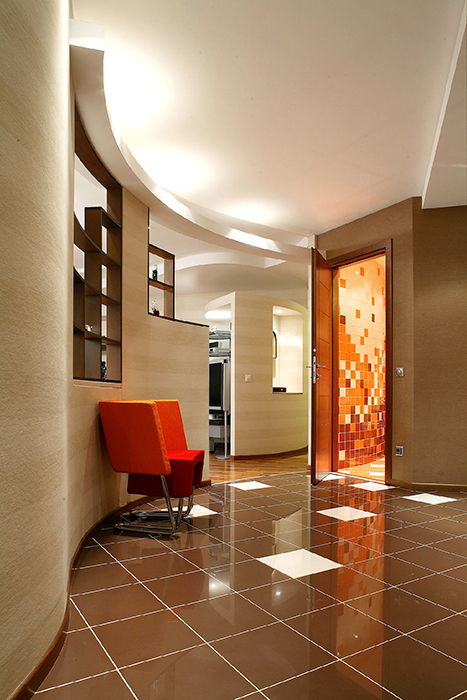 Квартира. холл из проекта , фото №32487