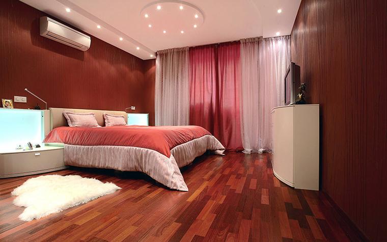 интерьер спальни - фото № 32482