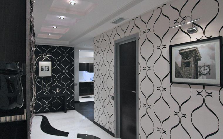 Квартира. холл из проекта , фото №32576