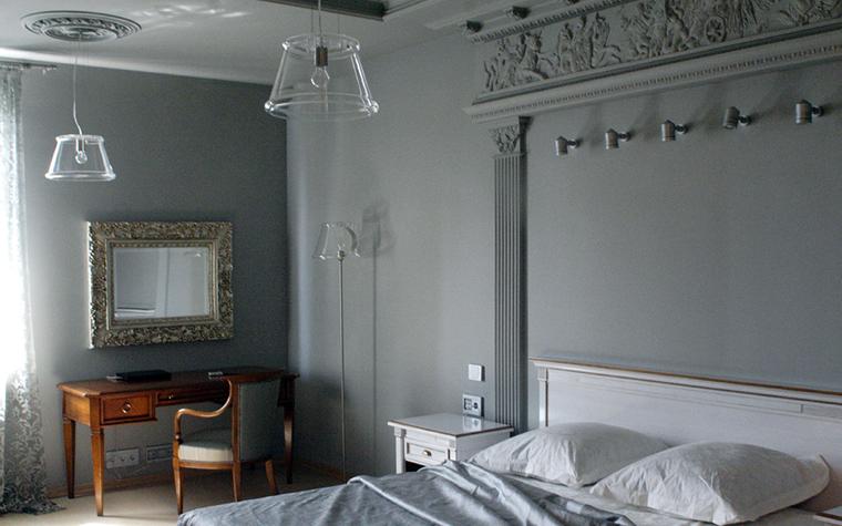 Квартира. спальня из проекта , фото №32668