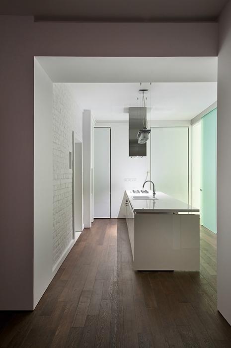 Фото № 32692 кухня  Квартира