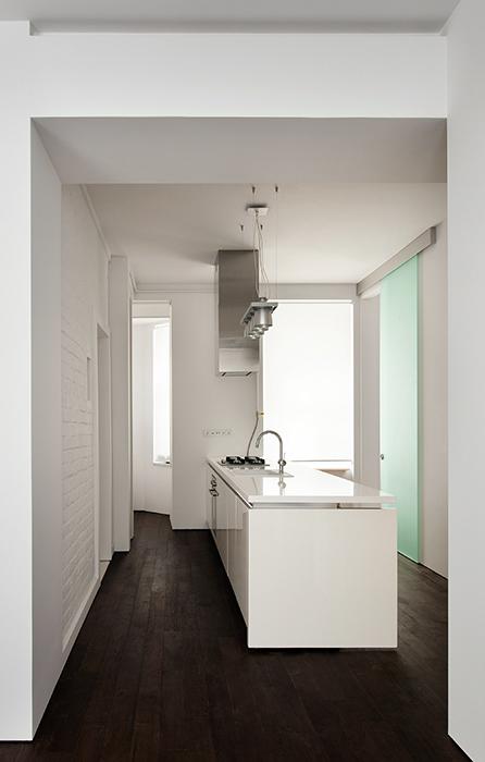Квартира. кухня из проекта , фото №32693