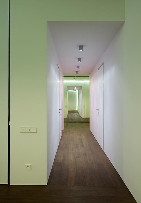 Квартира. холл из проекта , фото №32701