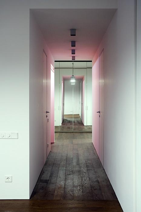 Квартира. холл из проекта , фото №32698
