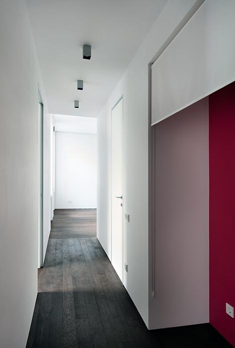 Квартира. холл из проекта , фото №32699