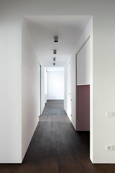 Квартира. холл из проекта , фото №32700