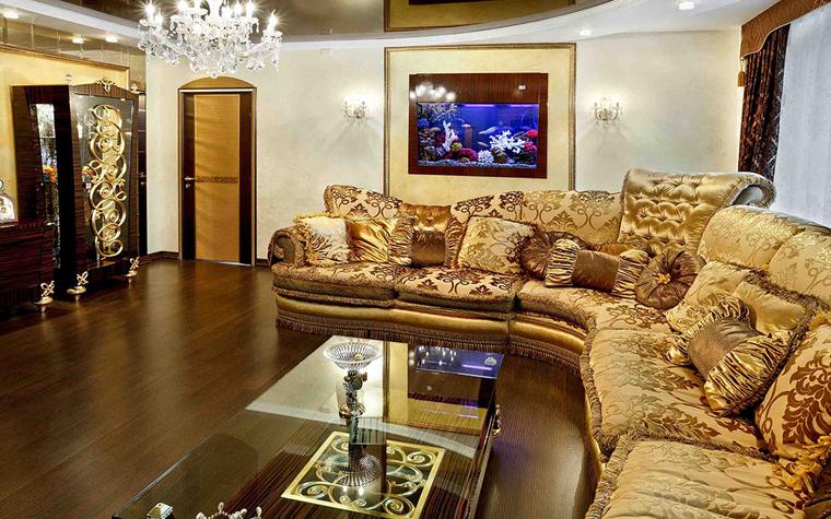 Квартира. гостиная из проекта , фото №32710