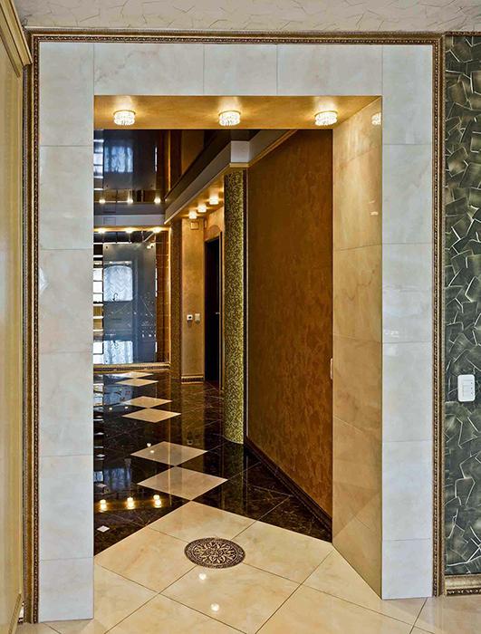 Квартира. холл из проекта , фото №32718