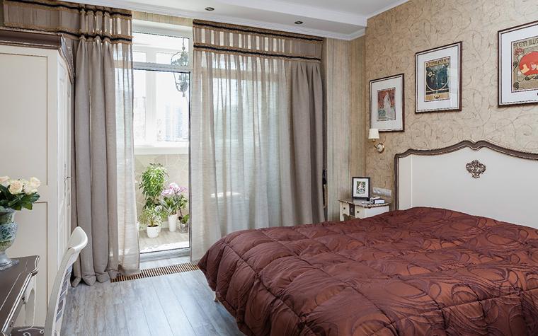 Фото № 32736 спальня  Квартира