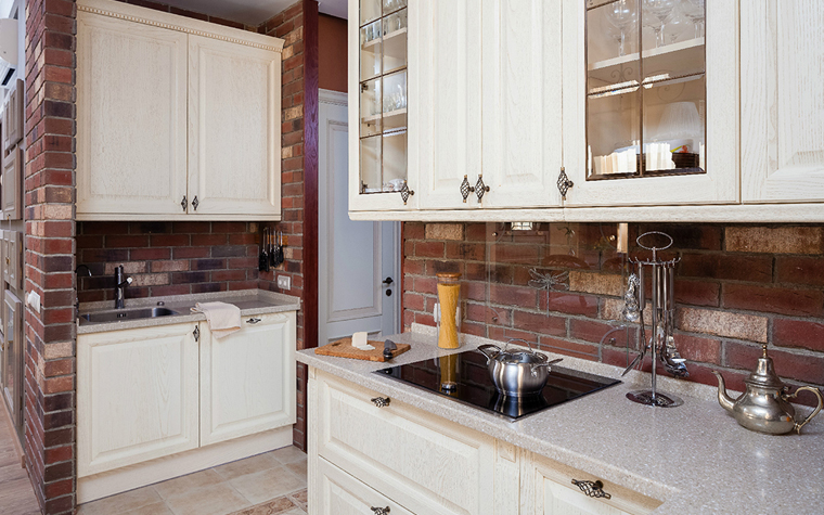 интерьер кухни - фото № 32734