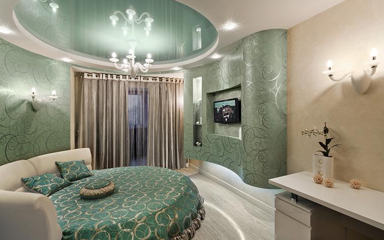 Фото № 32854 спальня  Квартира