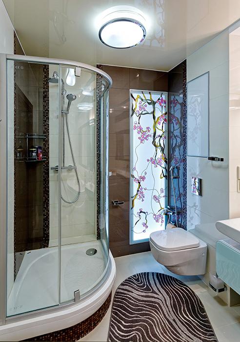 Квартира. ванная из проекта , фото №32852