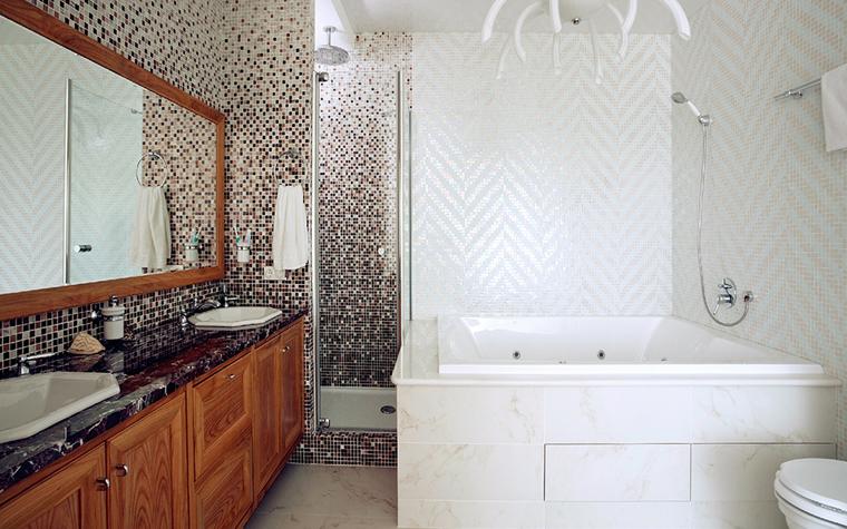 интерьер ванной - фото № 32893