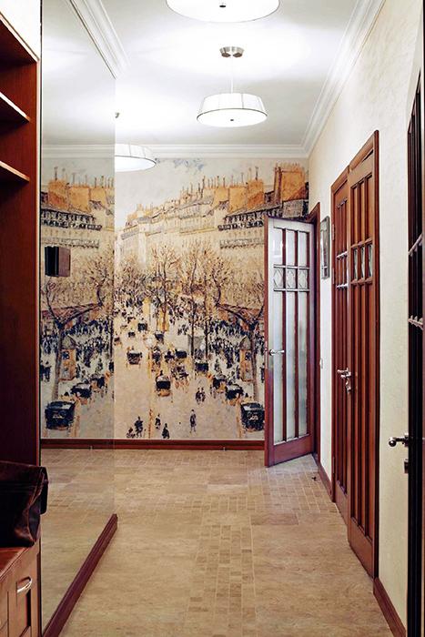 Дизайн коридора 4 кв.м фото