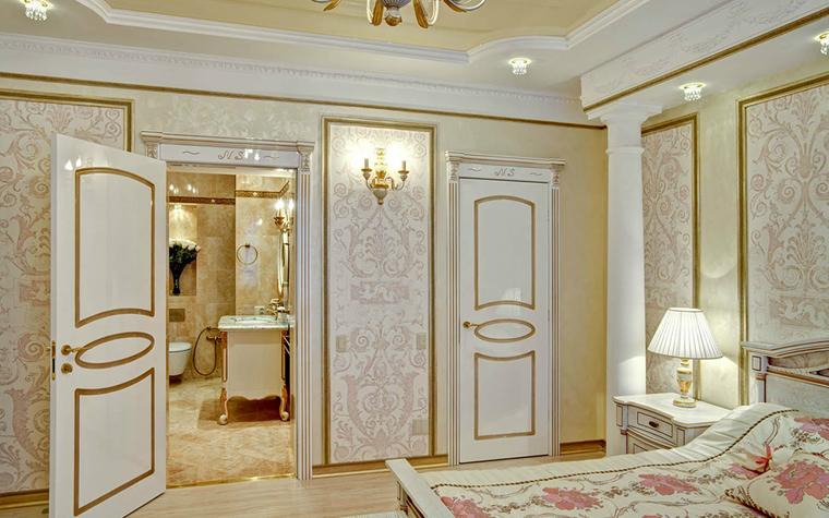 Фото № 32900 спальня  Квартира