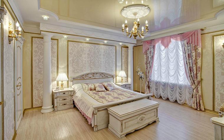 Фото № 32902 спальня  Квартира