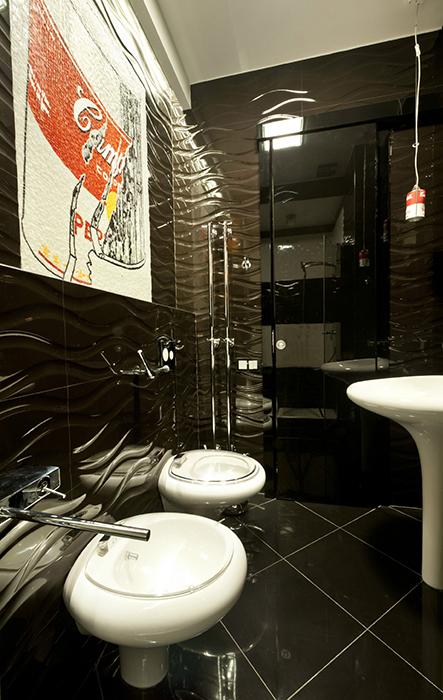 Квартира. ванная из проекта , фото №33105