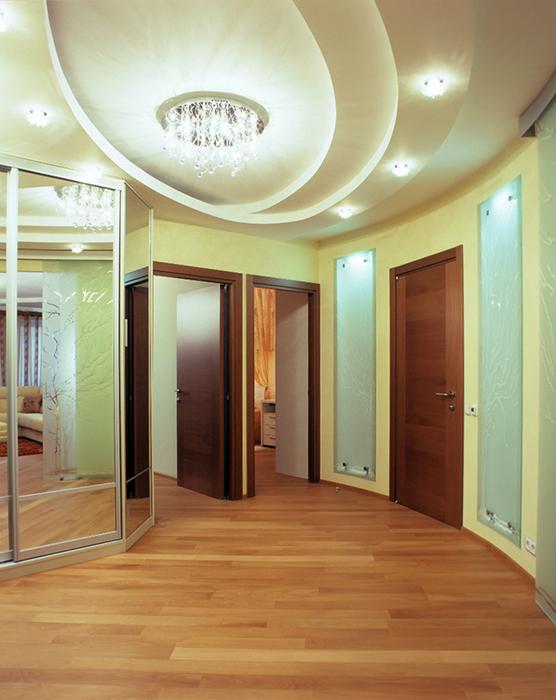 интерьер холла - фото № 33285