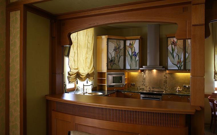 Фото № 33304 кухня  Квартира