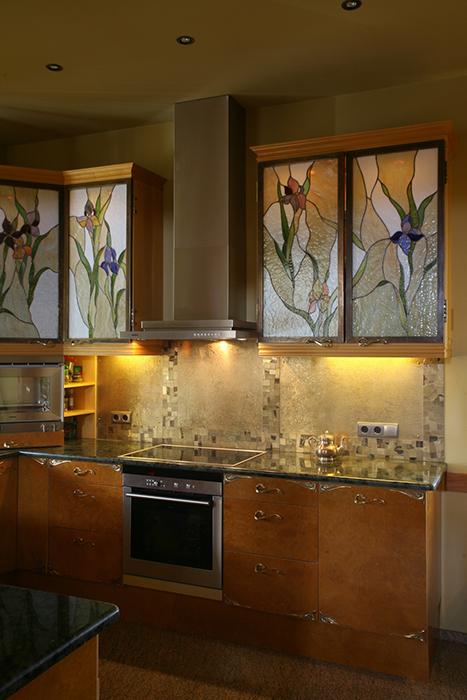 Фото № 33305 кухня  Квартира