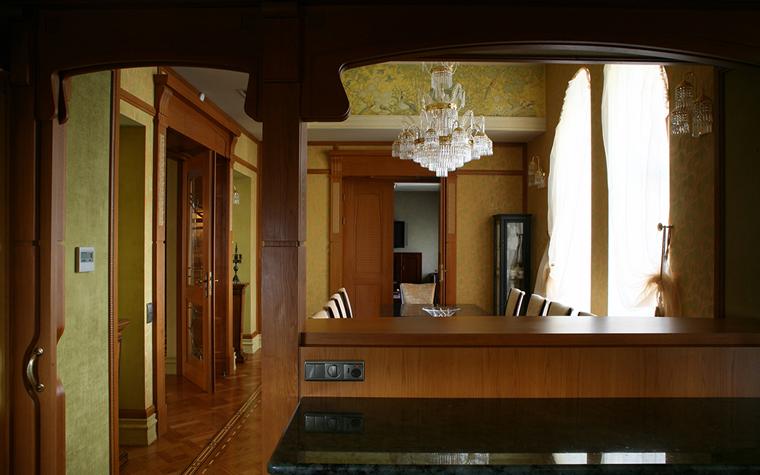 Фото № 33315 кухня  Квартира