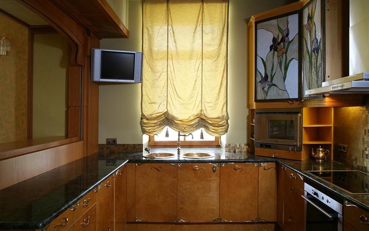 Фото № 33316 кухня  Квартира