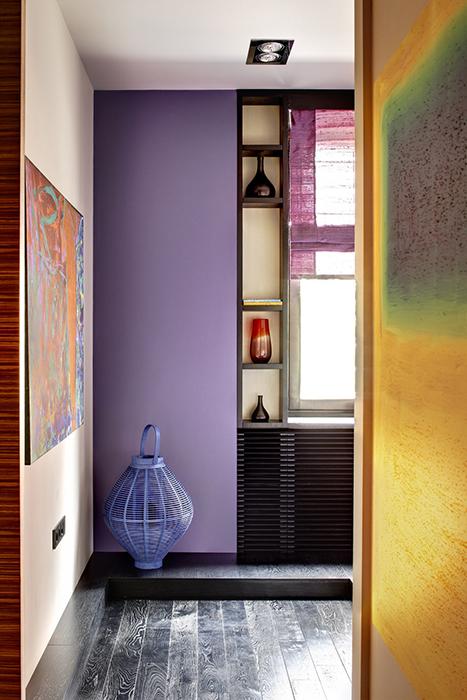 Квартира. холл из проекта , фото №33401