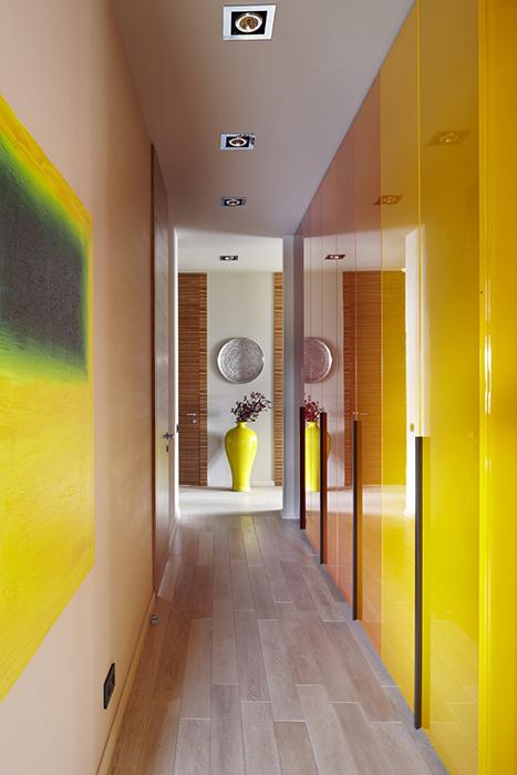 Квартира. холл из проекта , фото №33400