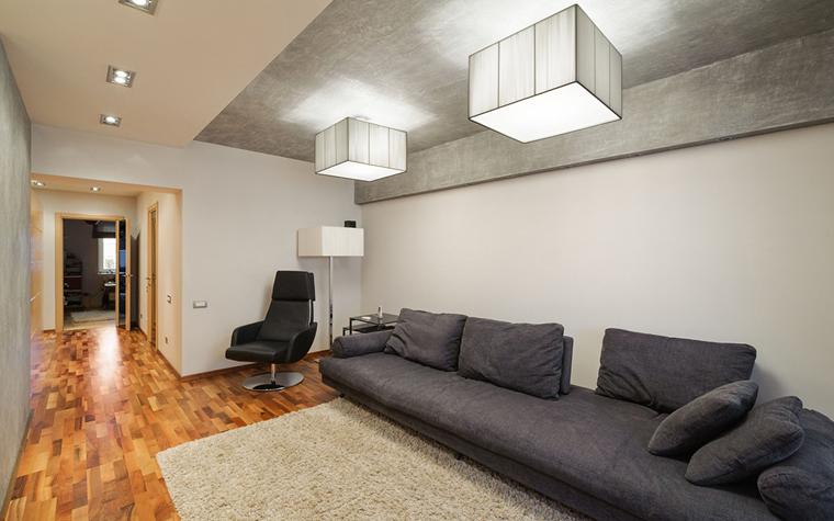 Квартира. гостиная из проекта , фото №33432