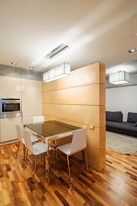 Квартира. кухня из проекта , фото №33435