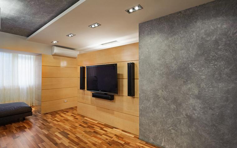 Квартира. гостиная из проекта , фото №33431