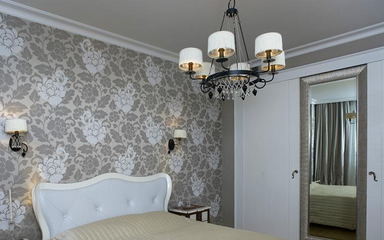 интерьер спальни - фото № 33472