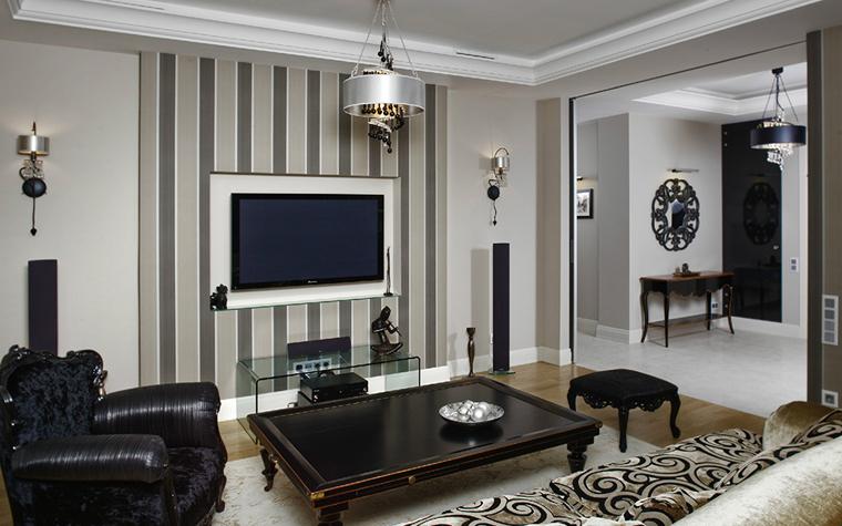 интерьер гостиной - фото № 33465