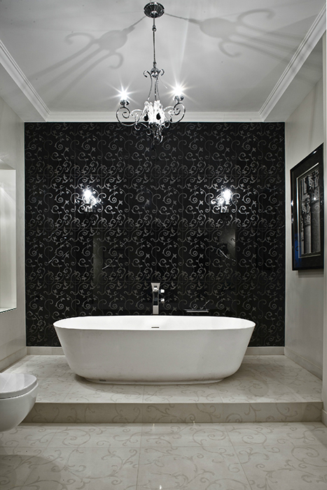 Фото № 33476 ванная  Квартира