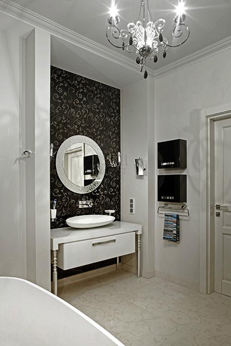 Фото № 33477 ванная  Квартира