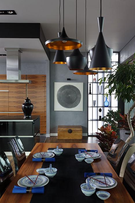 Квартира. столовая из проекта , фото №33510