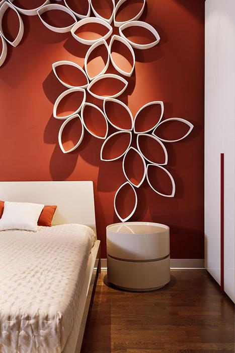 Фото № 33513 спальня  Квартира