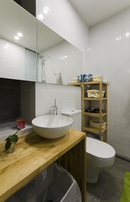 интерьер ванной - фото № 33621