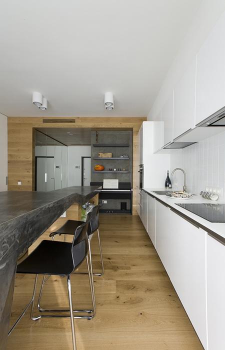Фото № 33605 кухня  Квартира