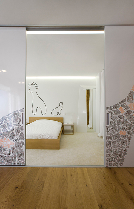 Фото № 33618 спальня  Квартира