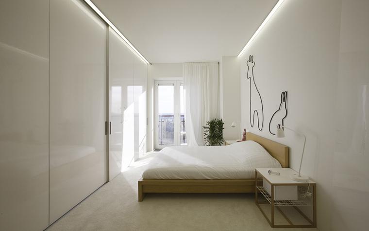 Фото № 33619 спальня  Квартира